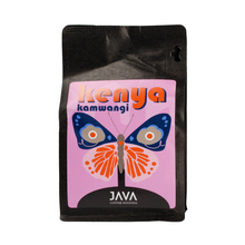 Java Coffee - Kenia Kamwangi