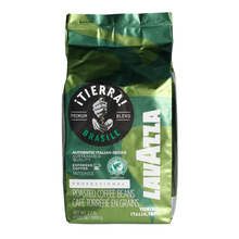 Lavazza Tierra Brasile - Authentic Italian Recipe - 70% Arabica 1kg