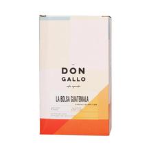 Don Gallo - Guatemala La Bolsa Huetenango