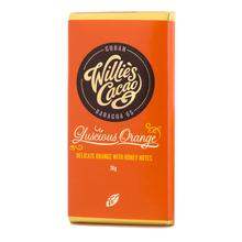 Willie's Cacao - Czekolada pomarańczowa 65% - Luscious Orange Kuba 26g