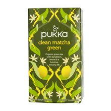 Pukka - Clean Matcha Green BIO - Herbata 20 saszetek