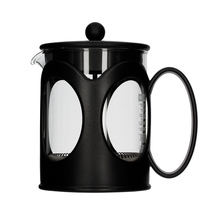 Bodum Kenya French Press 4 cup - 500 ml Czarny