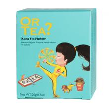 Or Tea? - Kung Flu Fighter - Herbata 10 Torebek