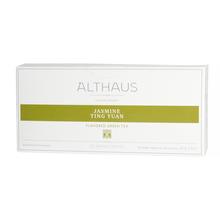 Althaus - Jasmine Ting Yuan Grand Pack - Herbata 20 dużych saszetek
