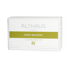 Althaus - Grun Matinee Deli Pack - Herbata 20 saszetek