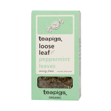 teapigs Organic Peppermint herbata sypana 50 g (outlet)