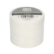Barista & Co - Filtry do zaparzacza Twist Press Compact - 300 sztuk