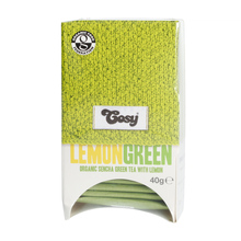 Cosy Tea - Lemon Green - Herbata 20 Torebek