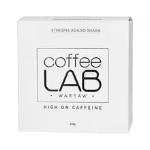 Coffeelab Etiopia Adado Shara Yirgacheffe Natural FIL 250g, kawa ziarnista (outlet)