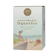 Just T - Sweetheart Liquorice - 20 Torebek