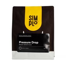 SIMPLo Pressure Drop Brazylia Minas Gerais Natural ESP 250g, kawa ziarnista bezkofeinowa (outlet)