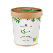 Brown House & Tea - Kame - Herbata sypana 60g