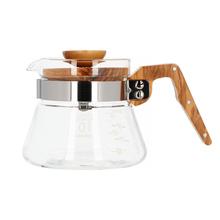 Hario Coffee Server 400ml - Olive Wood