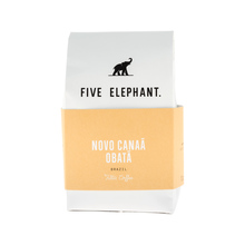 Five Elephant - Brazil Novo Canaa Obata 284g, ziarno (outlet)