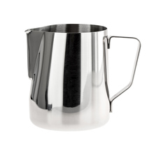 Rhinowares Barista Milk Pitcher Classic - dzbanek srebrny 600 ml (outlet)
