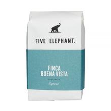 Five Elephant Guatemala Finca Buena Vista Caturra Espresso (outlet)