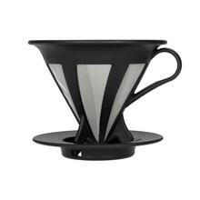 Hario Cafeor Dripper 02 Czarny