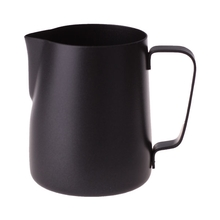 Rhinowares Stealth Milk Pitcher dzbanek czarny 360 ml (outlet)