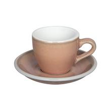 Loveramics Egg - Filiżanka i spodek Espresso 80 ml - Rose