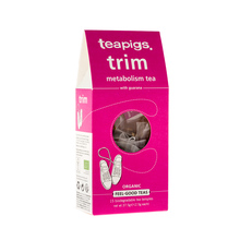 teapigs Trim - Metabolism Tea 15 piramidek