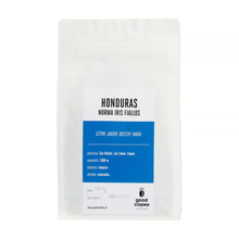 Good Coffee Honduras Norma Iris Fiallos Natural FIL 250g, kawa ziarnista (outlet)