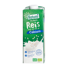 Natumi - Napój ryżowy z wapniem z alg morskich bez dodatku cukru bezglutenowy 1L
