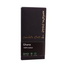 Czekolada 100% kakao z Ghany