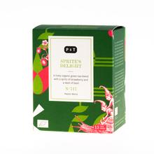 Paper & Tea - Sprite's Delight - Herbata 15 saszetek