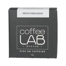 Coffeelab Meksyk Puebla Decaf 250g, ziarno (outlet)