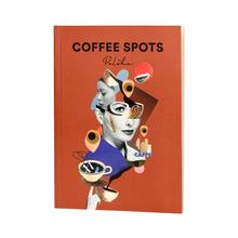 Książka Coffee Spots Polska - miękka okładka - Agnieszka Bukowska i Krzysiek Rzyman