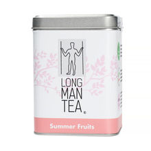 Long Man Tea - Fruits of the Summer - Herbata sypana - Puszka 120g