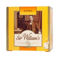 Sir William's - Rooibos - Herbata 50 saszetek