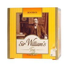 Sir William's - Rooibos - Herbata 50 saszetek