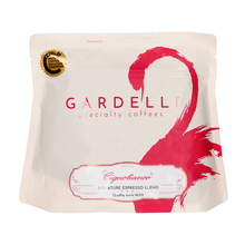 Gardelli Specialty Coffees - Cignobianco Espresso Blend 250g