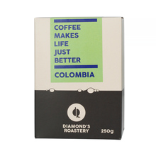 Diamonds Roastery - Colombia Edier Barrios Washed Filter