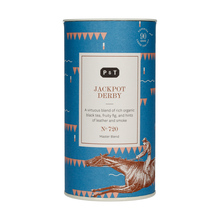Paper & Tea - Jackpot Derby - Herbata sypana - Puszka 90g