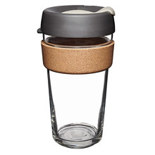 KeepCup Brew Cork Large 454ml/16oz Press (outlet)