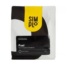 SIMPLo x Coffeedesk - Gwatemala El Llano FUEL Espresso