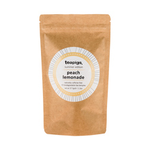teapigs - Peach Lemonade 15 piramidek