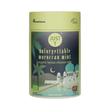 Just T - Unforgettable Moroccan Mint - Herbata sypana 80g