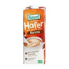 Natumi - Napój owsiany z soją Barista bez dodatku cukru 1L