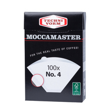 Moccamaster filtry papierowe nr 4 (outlet)