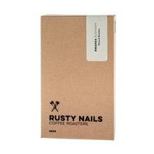 Rusty Nails - Rwanda Rushashi