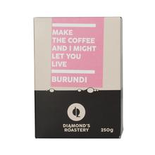 Diamonds Roastery - Burundi Nemba