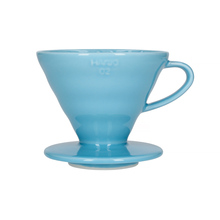 Hario Ceramiczny Drip V60-02 Niebieski