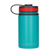 Asobu Mini Hiker Water Bottle 355ml Turquiose (outlet)