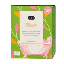 Paper & Tea - Herbal Variety - 10 saszetek z herbatą sypaną