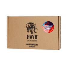 HAYB x Coffeedesk - Filter Tasting Box 6 x 60g