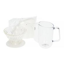 Hario - Bloom - Anniversary Brewing Kit - Zestaw dripper V60-02 + dzbanek Kettle Air + filtry