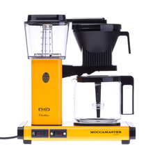 Moccamaster KBG 741 AO Yellow Pepper - Ekspres przelewowy (outlet)